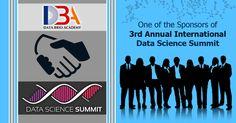 Data Brio Academy, a Sponsor of 3rd Annual International Data Science Summit 2016.