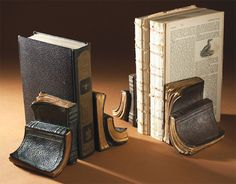Wonderful bookends.