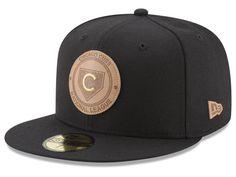 2dd4c90731b Chicago Cubs New Era MLB Vintage Black 59FIFTY Cap