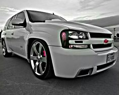 Tbss Chevy Chevelle Ss, Chevy Ss, Chevy Pickups, Suv Trucks, Cool Trucks, Chevy Trucks, Chevrolet Trailblazer, Sexy Cars, Hot Cars