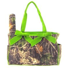 Green Camo Camouflage Tote Purse Diaper Bag with Soft Velvety Feel, http://www.amazon.com/dp/B009M9JFCE/ref=cm_sw_r_pi_awd_0QDisb1K9HH4J