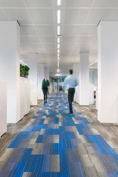 Color at Work Collection by Shaw Contract