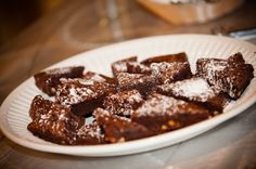 Have you tried our fresh baked brownies? Special order them for your next delivery!