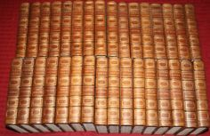 LIMITED ED - THE WORKS OF JAMES FENIMORE COOPER, SPLENDIDLY BOUND IN 32 VOLUMES It Works, Books, Universe, Libros, Book, Book Illustrations, Nailed It, Libri