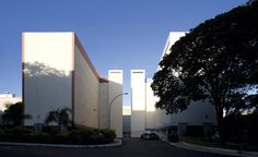 Oscar Niemeyer - Super Quadra 107/108 South