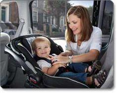 Britax B-Safe Infant Car Seat. #Infant Car Seats #Car Seats