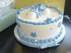 Baby shower cake! #cake