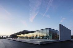Govaert & Vanhoutte Architects, Tim Van de Velde · Mercedes Vereenooghe Ypres
