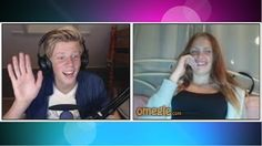 CHICKS FIXEN MET HARM?! | OMEGLE #6 - YouTube