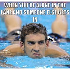 Or when you and your friend split the lane and someone shows up late and gets in your lane.