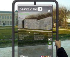 Futurix: La città aumentata, a Parigi