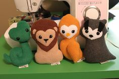 PopWrapped! - Lauren Fairweather Releases Harry Potter Inspired Plushies!