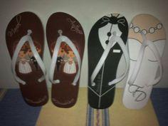 Coquetas sandalias para Boda, mìnimo  solicitar 50 pares, las personalizamos totalmente a tu gusto.