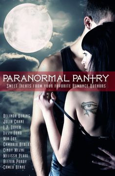 Check it out! And for a good cause too. You can sample books and find a few new recipes too! Paranormal Pantry