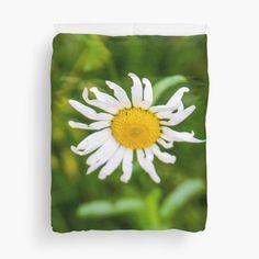 Little Daisy - Duvet Cover - by vampyba
