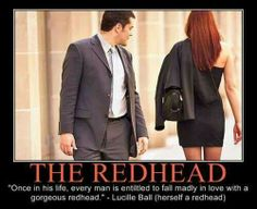 Redheads are the best!