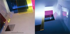 Peter Saville: The Music - 'Bleed From Within' EP cover, 2004