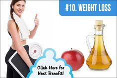 10 Benefits of Apple Cider Vinegar