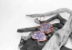 Orecchini+Art+to+wear+174+in+rame++di+SilmieCreations+su+DaWanda.com