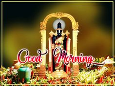 Lord Balaji Good Morning pictures Greetings - OyeQuotes.com - Famous Inspiring Motivated Quotes