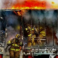 We often forget what they go through in their line of duty. shared by nyfirestore