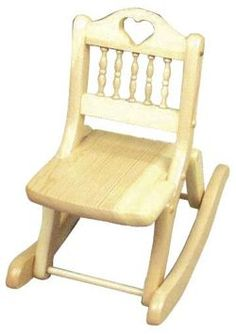 Wooden Folding Rocking Chair Plans - WoodWorking Projects & Plans