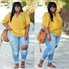 Stylish Plus-Size Fashion Ideas – Designer Fashion Tips Curvy Girl Fashion, Look Fashion, Korean Fashion, Autumn Fashion, Men Fashion, High Fashion, Fashion Quiz, Fashion Hats, Petite Fashion