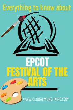 The 2019 Epcot festi
