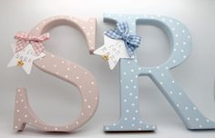 Room plaque for baby girls and baby boys- perfect as a nursery decor or as a gift