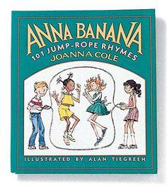 Anna Banana 101 Jump-Rope Rhymes