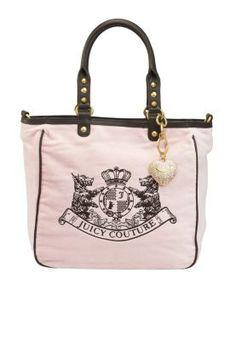 Juicy Couture  Handbag with Logo