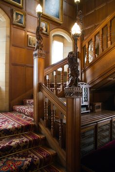 Carefully Crafted Staircase by parallel-pam.deviantart.com on @DeviantArt
