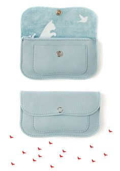 Giveaway – Handmade leather bag and wallet set by Keecie | Fine Little Day