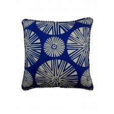 Asta Pillow, Blue 20 x 20  $93  luluandgeorgia.com