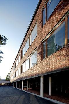 AD Classics: Jyvaskyla University / Alvar Aalto