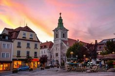 Zwettl-NÖ Austria, Das Hotel, Notre Dame, Most Beautiful Pictures, Cities, Mansions, House Styles, Building, Travel