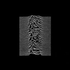 The Story of the Iconic Cover Art for Joy Division's Unknown Pleasures