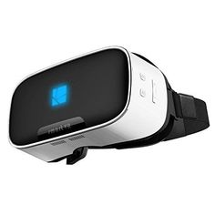 VN Tech 3D VR Virtual Reality Glasses High Definition All-in-one VR Glasses with 5.5 Inch Screen for 3D 360 Degree Videos/Movies/Games >>> Check out the image by visiting the link.