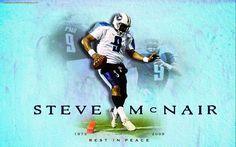 """Tennessee Titans – Steve """"Air"""" McNair: A Football Life"""