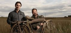 American Pickers- Seen on the History Channel and in Antique Archaeology in LeClaire, Iowa