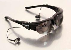 The Vuzix Wrap 920AV Virtual Reality Shades