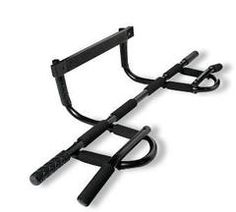 All you need for your core body development! The #Power Workout Bar can be set up in seconds on almost any door frame. It latches on without screws, bolts or fasteners. Can be used for #pull-ups, #chin-ups, #push-up bar and a #sit-up spotter. #p90x #spartanfitness #gear #beachbody