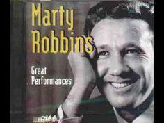 Marty Robbins ~ Kinda' Halfway Feel