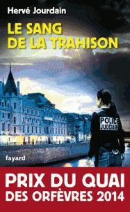 Hervé Jourdain - Le sang de la trahison. - Feuilleter l'extrait