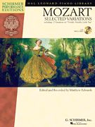 Mozart - Selected Variations (Softcover with CD)