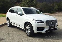 2016 Volvo XC90 T8 plug-in hybrid impresses with seven seats and a 59 MPGe rating | Inhabitat - Sustainable Design Innovation, Eco Architecture, Green Building