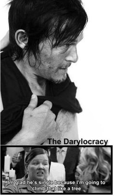 Walking Dead Daryl Dixon Norman Reedus LOL zombies