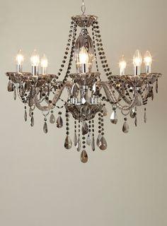 Angelica chandelier bhslightupyourlife bhs chandeliers bellagio 8 light chandelier ceiling lights home lighting bhs 260 l 72 aloadofball Images