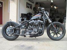 Bobber Inspiration | Bobbers & Custom Motorcycles | Harley Sportster bobber