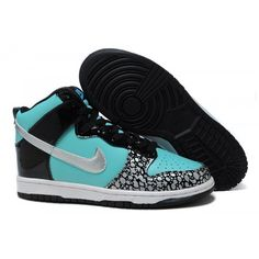san francisco 54a3e 9417c Nike Dunk High Womens Shoes - BlueBlack - Wholesale  Outlet Discount Nike  Dunk High Shoes sale, Original Nike Dunk High Premium sneakers new  arrivals, ...